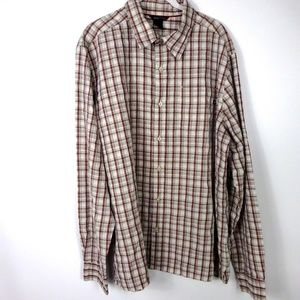 Marmot For Life Mens Button Down Shirt